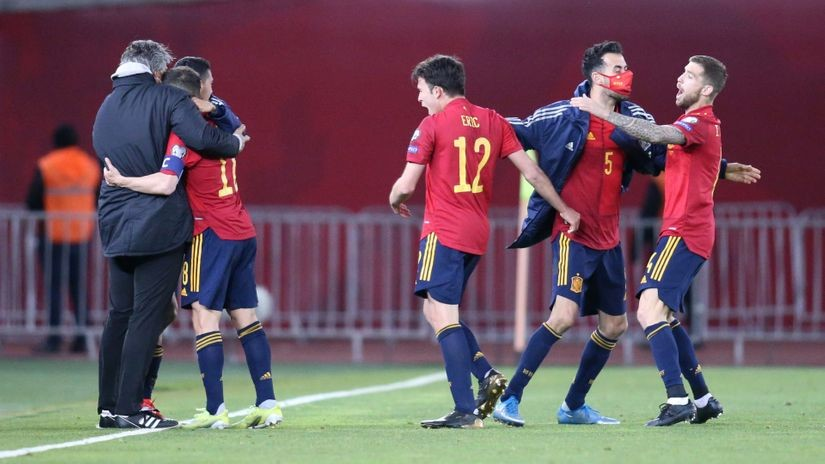 Španci posrću, prilika za goleadu u Sevilji