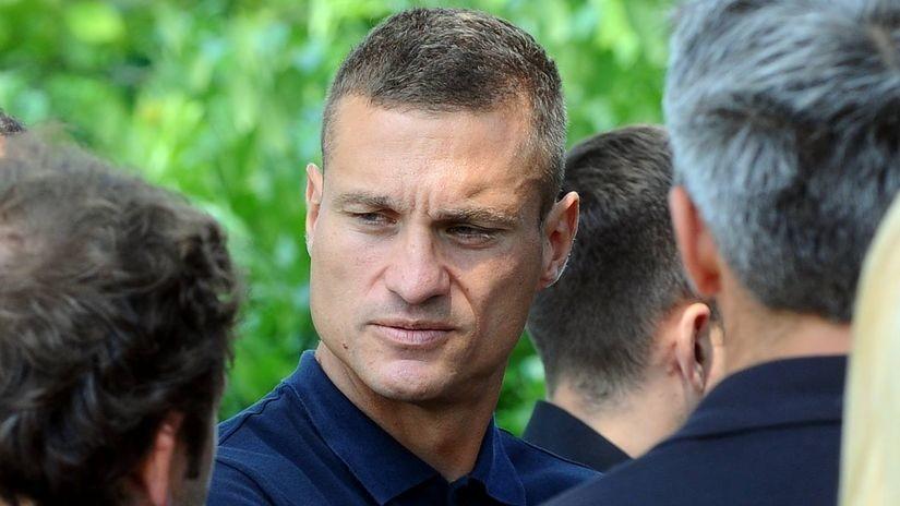 Vidić bez dlake na jeziku o Bjekoviću, Panteliću, Ljajiću, Zvezdi, kandidaturi za predsednika FSS