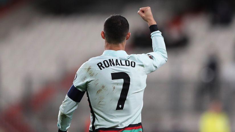 Ronaldo na šest golova od svetskog rekorda
