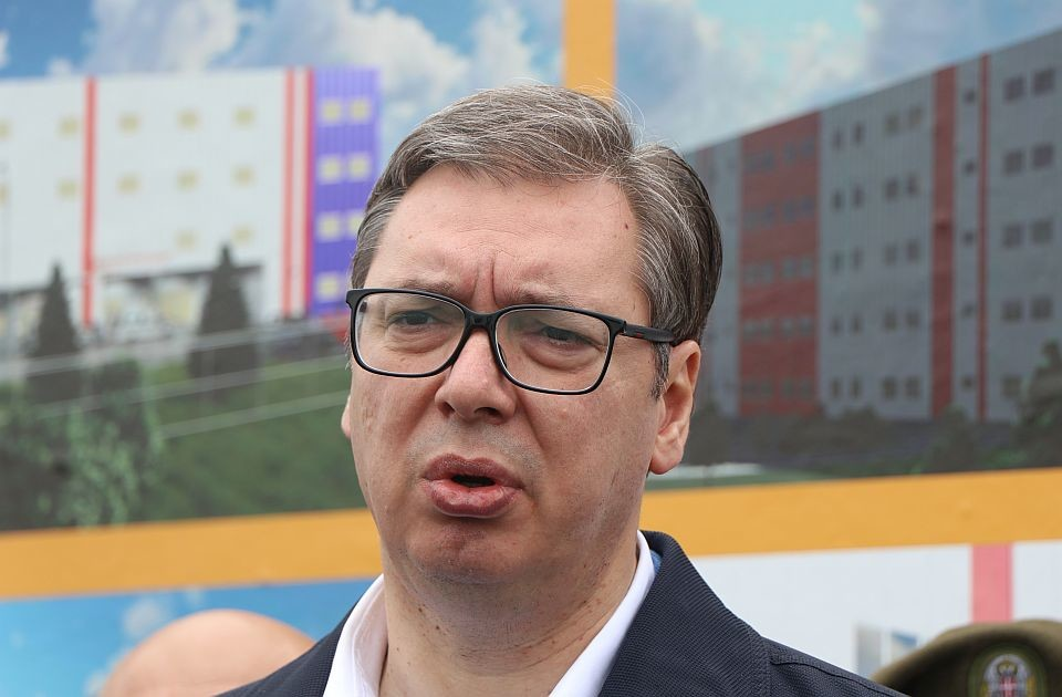 Vučić: Nikada se nisam video sa Belivukom, platiću sam sebi zatvor ako se dokaže suprotno