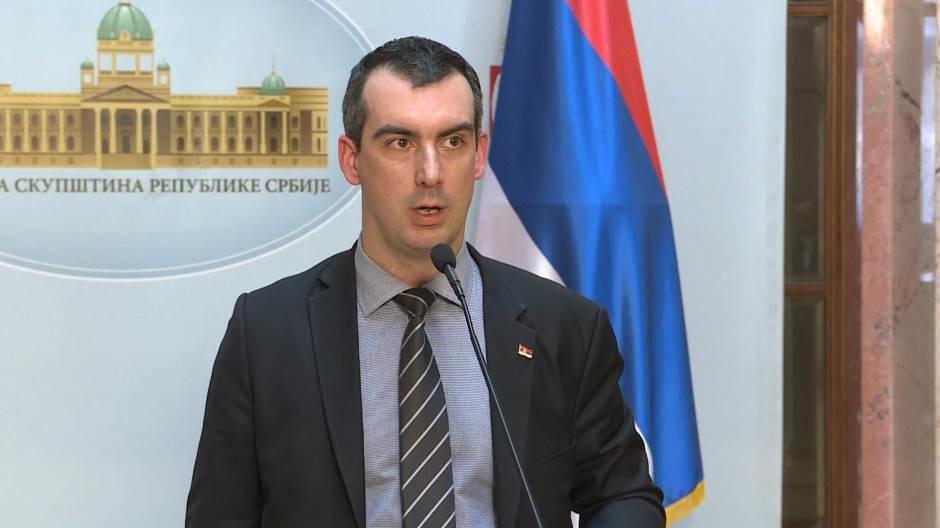 Mirković (SNS): Vladimir Orlić posle gostovanja na RTS dobio preteću poruku