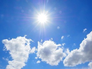 Прави летњи дан у Србији, понегде могуће падавине