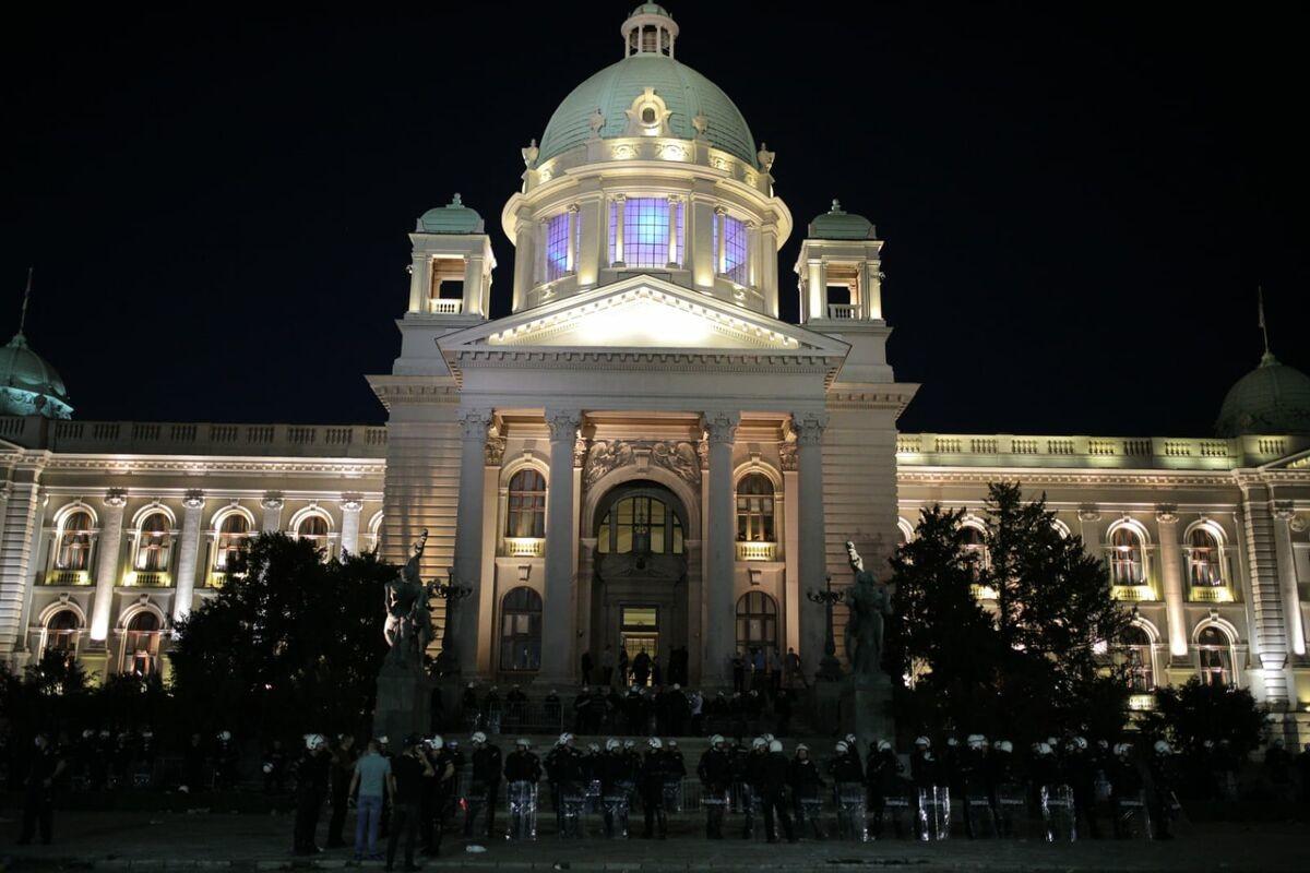 KOJA ĆE BITI PESMA GRADA: Goran Vesić najavio da će se danas odbornici izjašnjavati da li će to biti HIMNA BEOGRADU