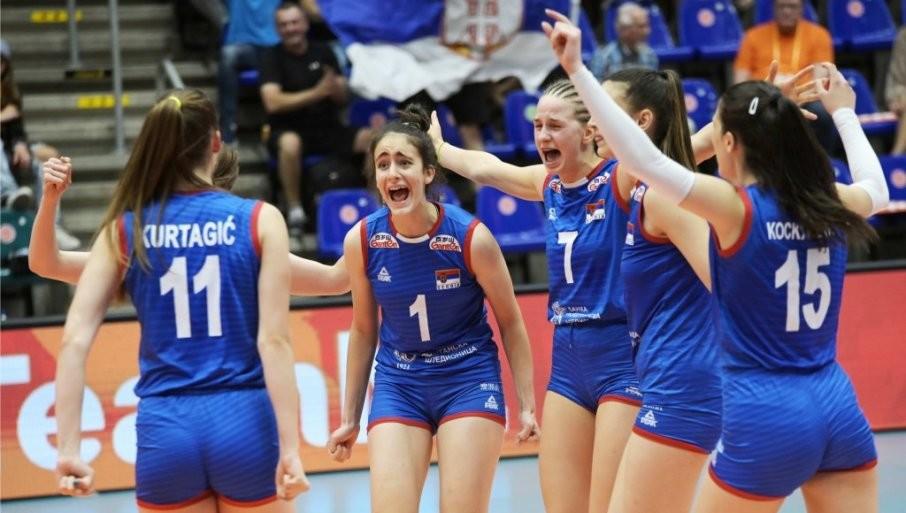 VIŠE OD PODVIGA: Srpske juniorke u finalu Svetskog prvenstva za odbojkašice!