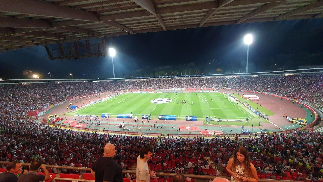 TERZIĆ OBJAVIO ISTORIJSKU VEST, ZVEZDA SE SELI: Novi stadion stiže, Marakana građena van svake pameti!?
