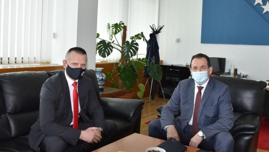 EUROPOLU PUNA SARADNJA: Susret ministara BiH i RS, tema i organizovani kriminal, migranti i bolja kontrila granica