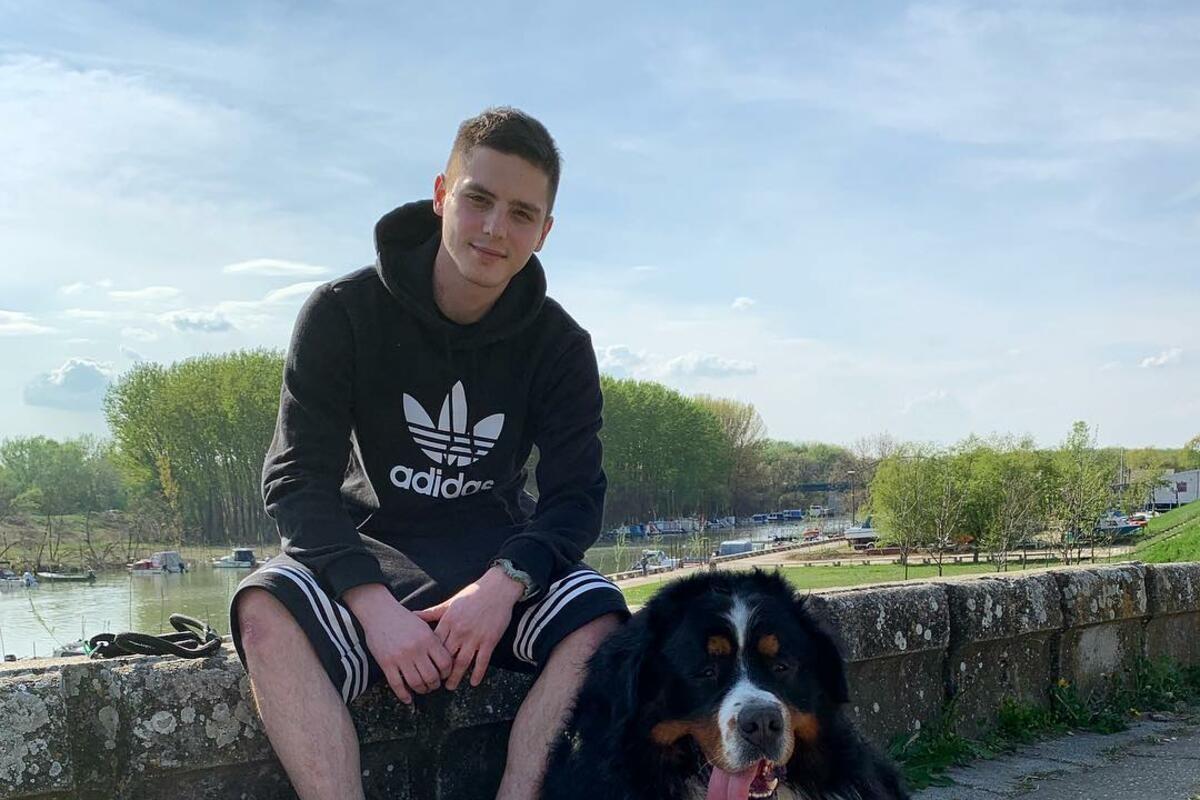 ZVEZDINO DETE DOBILO BITKU SA LEUKEMIJOM: Stefan Čikić je rođeni POBEDNIK, vratio se fudbalu sa novim pogledom na život