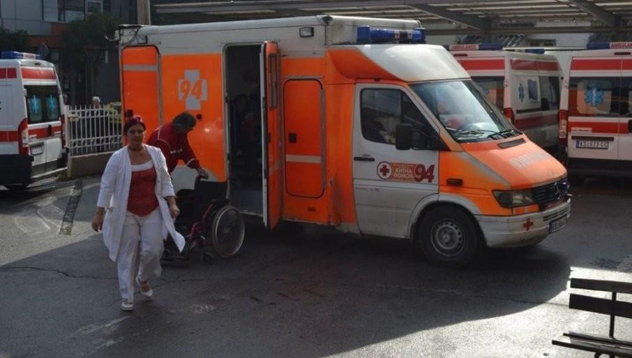 """DIREKTORKA HITNE POMOĆI ZA """"NOVOSTI"""": Napadnuti doktor pitao koliko ima povređenih, a kada je došao na mesto udesa dobio udarac!"""