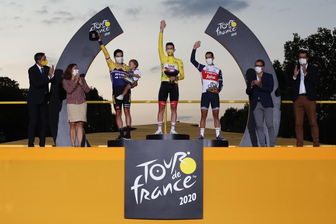 Pogačar odbranio trofej Tur d'Fransa