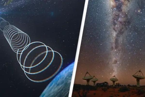 Čudni i neobjašnjivi radio talasi iz centra naše galaksije