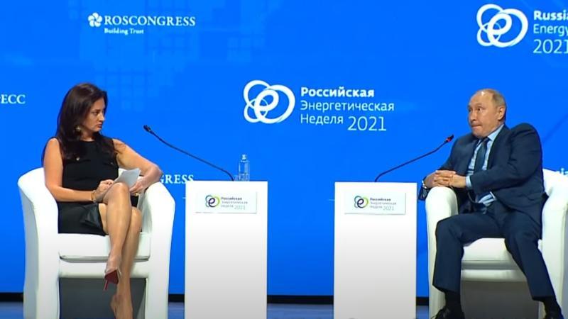 Putin američkoj novinarki: Lepa žena, a ne čuje ništa (VIDEO)