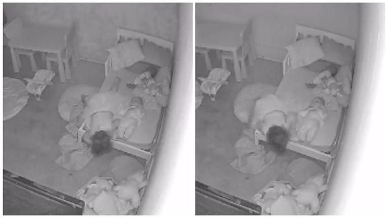 Jeziva priča: Otac objavio snimak sobe kada mu je ćerka zaspala, milioni ljudi su SVEDOCI HORORA