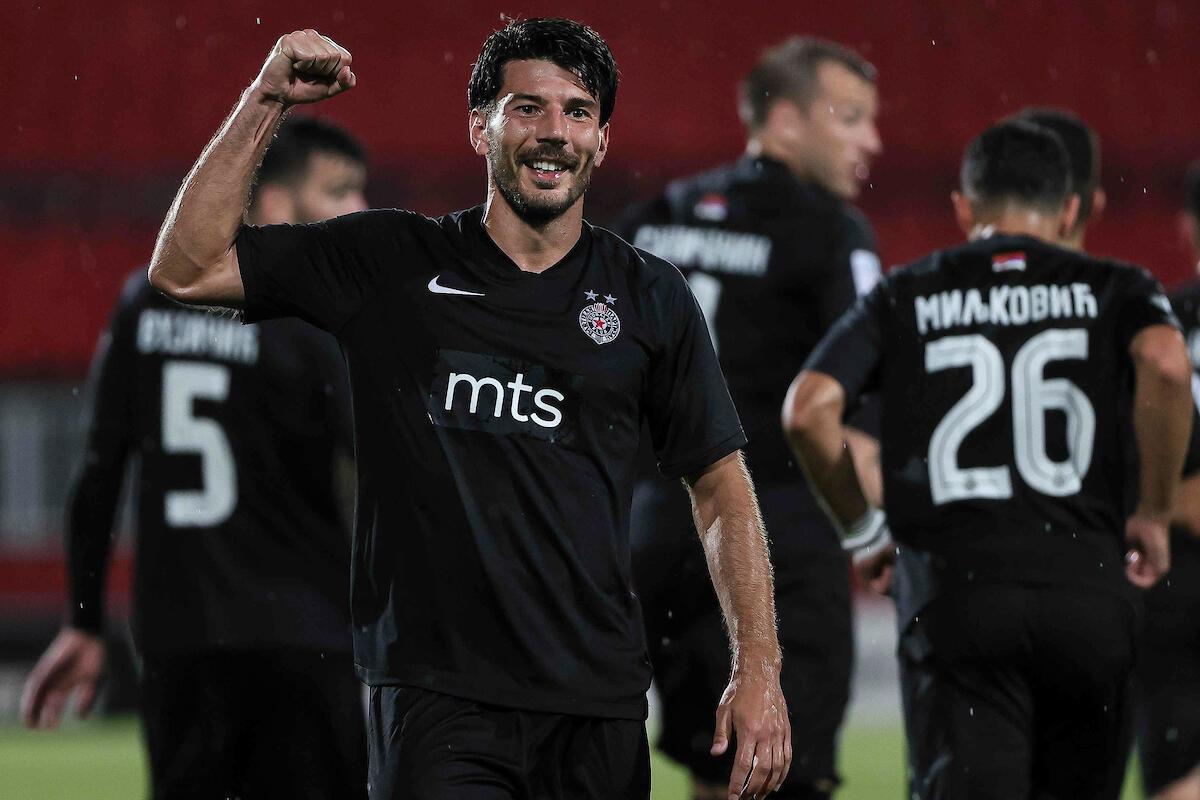 ZNAMO SVI KAKVI SU NAVIJAČI PARTIZANA! Jojić: Odigrali smo dobru utakmicu!