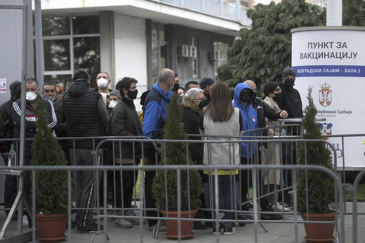 Đerlek: Cilj je da do polovine juna u Srbiji bude 2,5 miliona revakcinisanih