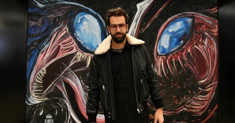 Popričali smo sa uličnim umetnikom Pijanistom pre premijere filma Venom 2: Svima su potrebni superheroji