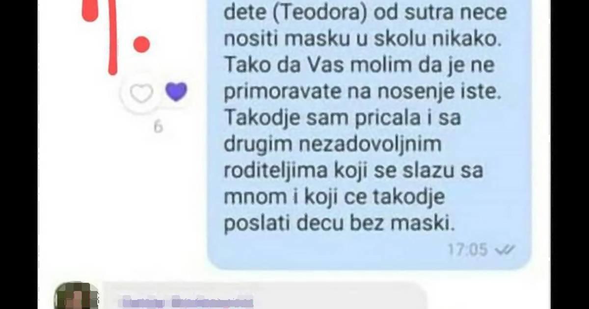 Paralelna Srbija: Mamike preko Viber četa dižu pobunu protiv nošenja maski dok je sve više mladih na respiratorima,