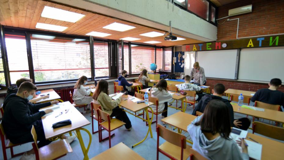 TENZIJA Do 12. jula traje prvi upisni krug u srednje škole, a osmaci se uveliko spremaju za polaganje!