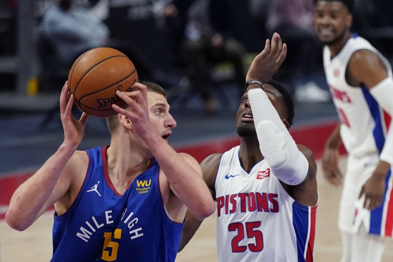 Serbia's Jokic wins NBA MVP award