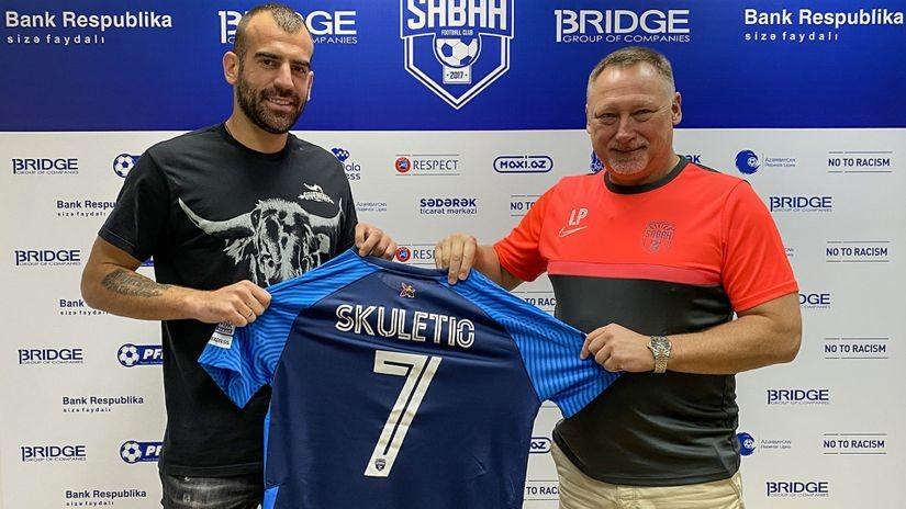 Sabah je novi klub Petra Škuletića