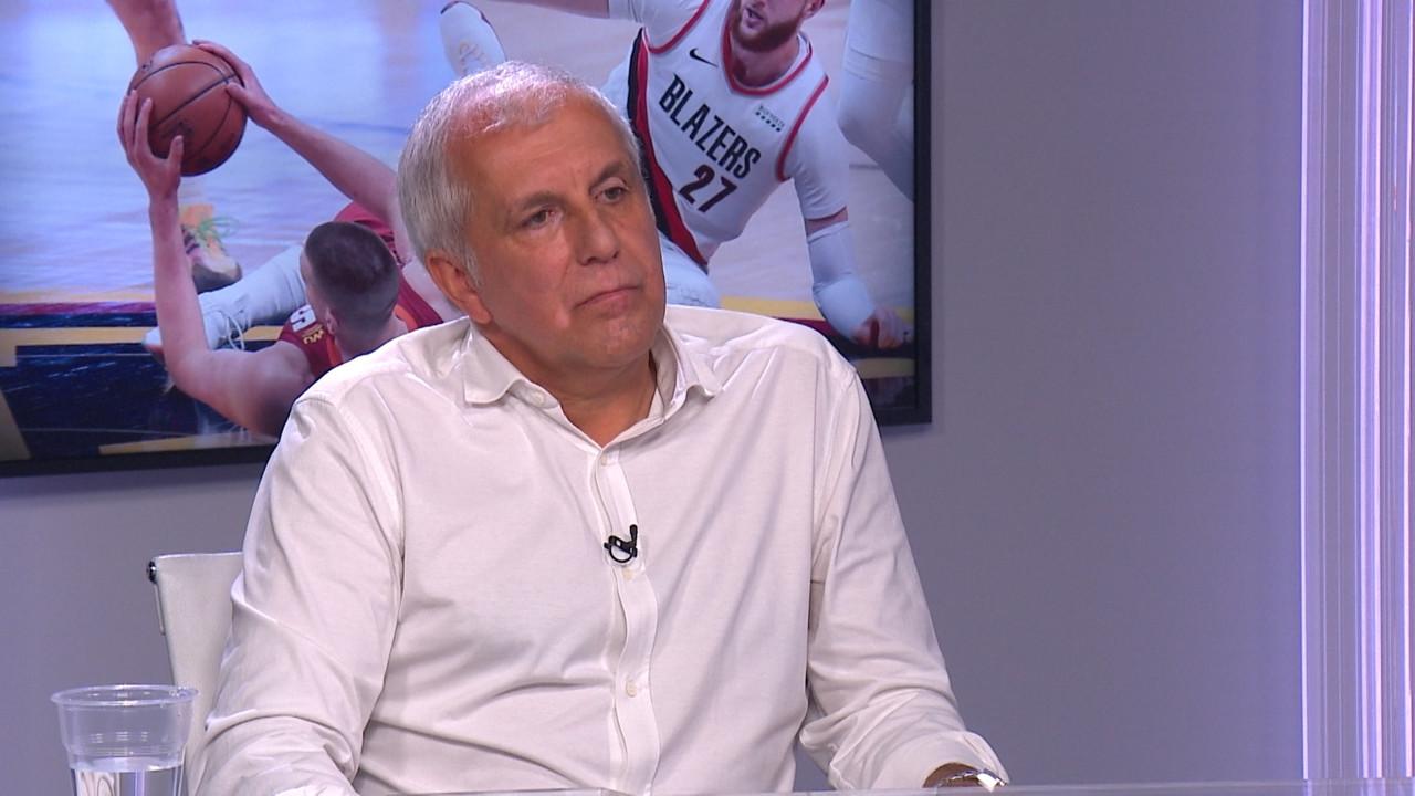 Obradović: Jokić najbolji visoki dodavač u istoriji, zasluženo proglašen za MVP