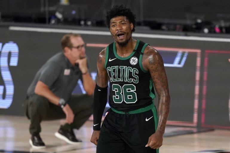 NBA OVO NE TOLERIŠE: Boston kaznio Markusa Smarta!