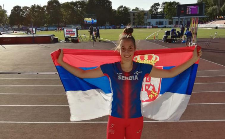 Успех српске атлетике на Европском првенству за јуниоре у Талину
