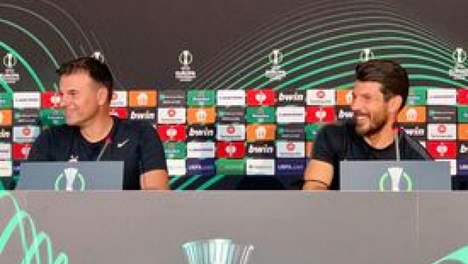 PORUKA SA KIPRA Stanojević zadovoljan i bodom, ali igraće na pobedu