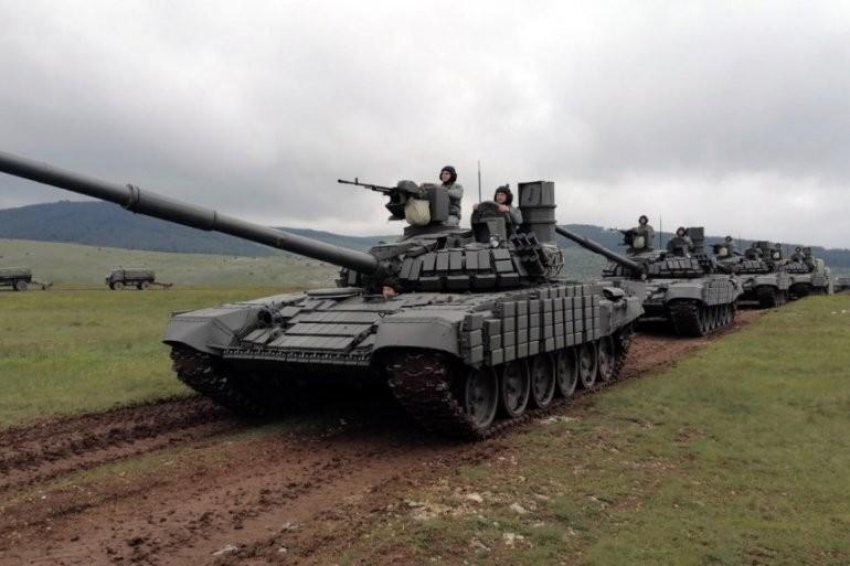 VOJSKA SRBIJE KRENULA NA KOSOVO! Oklopna vozila na administrativnim prelazima! (VIDEO)
