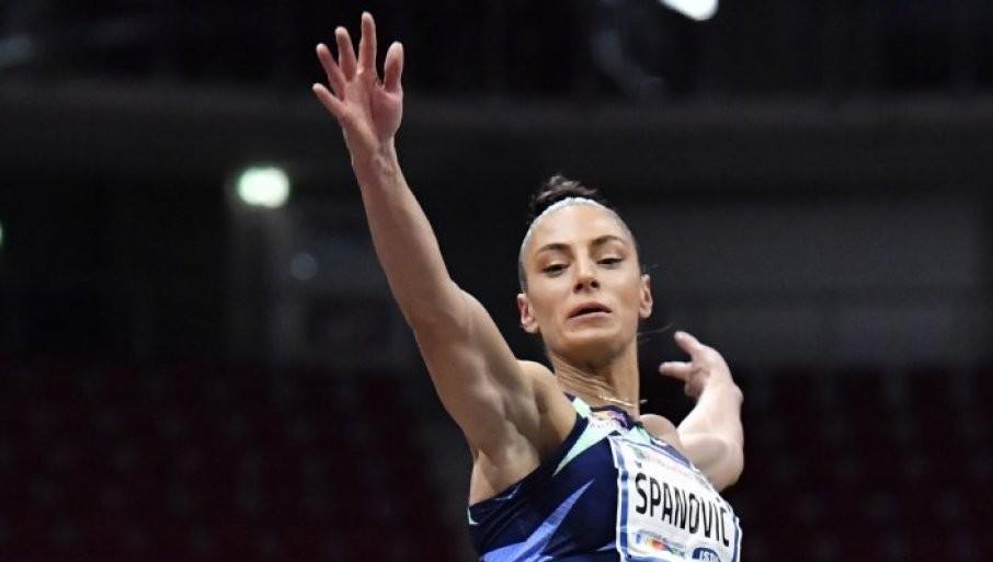 IVANA ŠPANOVIĆ POBEDILA U FIRENCI: Let sprske atletičarke niko nije mogao da isprati