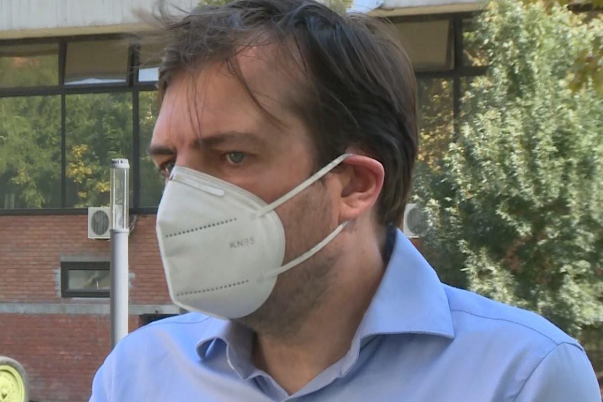 Đurić: Epidemija puštena da teče sama od sebe, broj novozaraženih značajno veći
