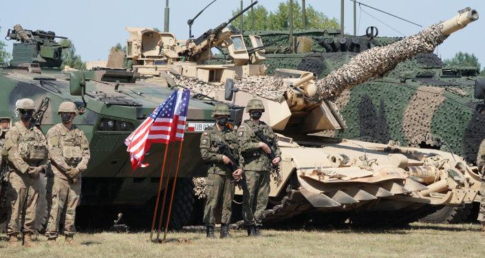 Вашингтон прави нове планове за војску због надметања са Русијом и Кином