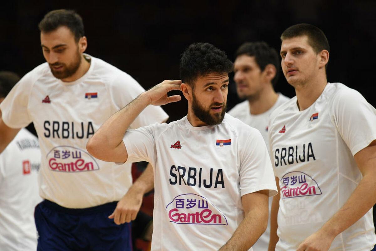 NIKO NEMA ŠTO SRBIJA IMADE! A šta to Srbija ima? DVA NAJBOLJA KOŠARKAŠA - DVA MVP-a!