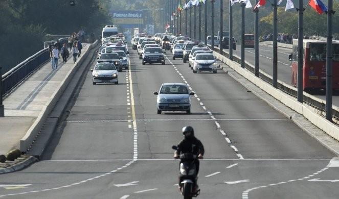AMSS: Saobraćaj umeren, prohodnost dobra, nema zadržavanja