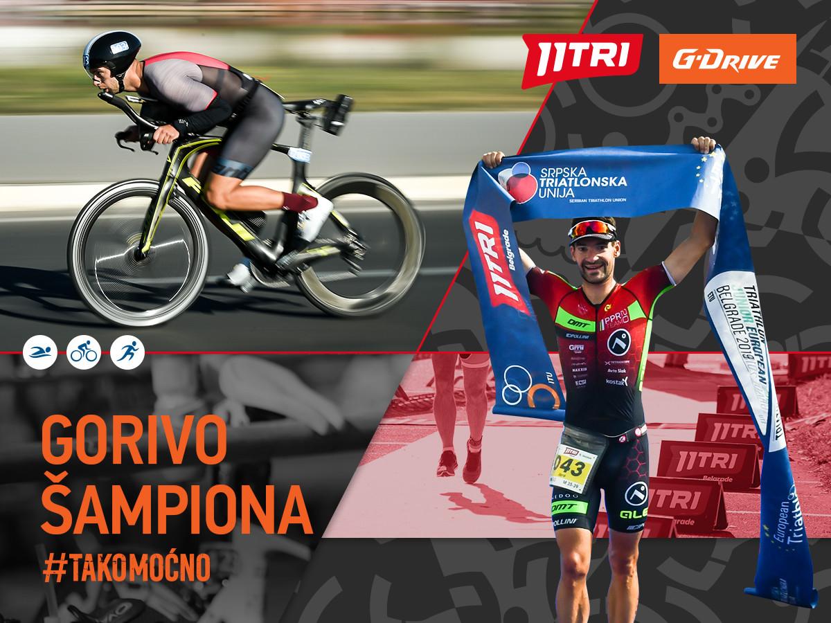 Otvoreno prvenstvo Srbije u triatlonu na poludistanci 11TRI G-DRIVE