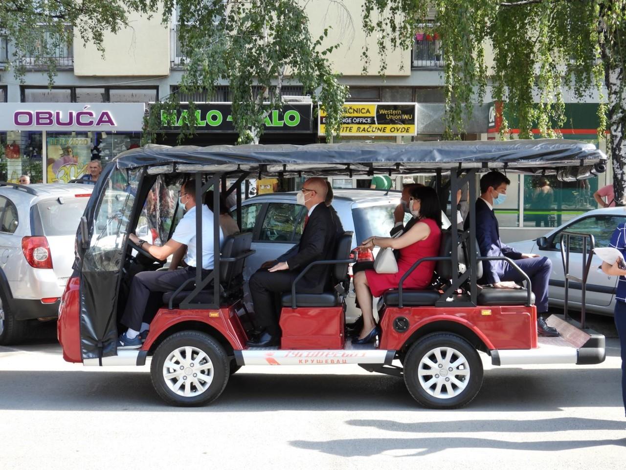 """Evropska nedelja mobilnosti: """"Krećimo se održivo! Ostanimo zdravi!"""""""