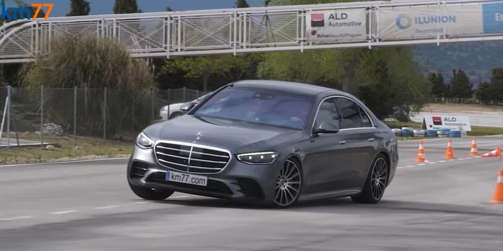 "Mercedes S klase (2021.) sasvim solidan na testu ""severnog jelena"" (VIDEO)"