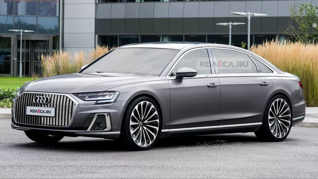 Ovako će izgledati Audi A8 L Horch luksuzna perjanica