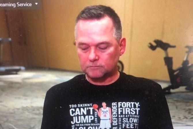 Nikad luđa majica trenera Denvera posvećena Jokićevoj MVP tituli
