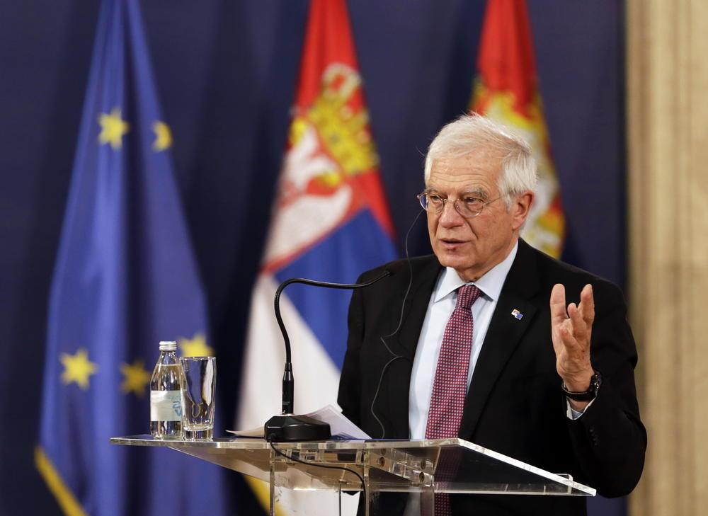 BORELJ: NE PRETVARAMO SE, želimo države Zapadnog Balkana u EU