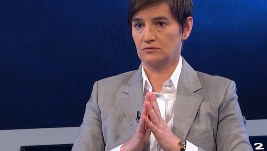 PREMIJERKA BRNABIĆ  Pravda nije zadovoljena, za zločine nad Srbima presude su bile minimalne
