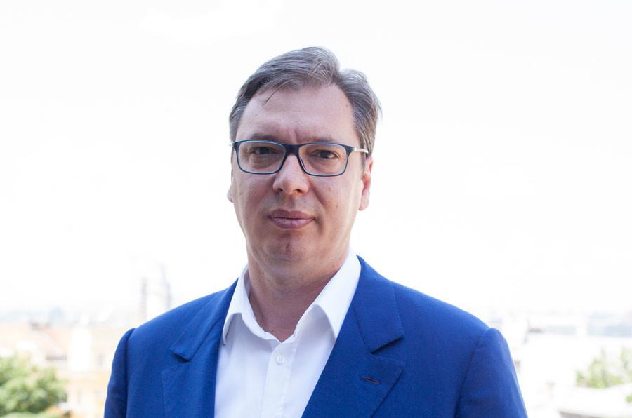 Vučić: Belivukova grupa objavljivala laži o mom sinu Danilu
