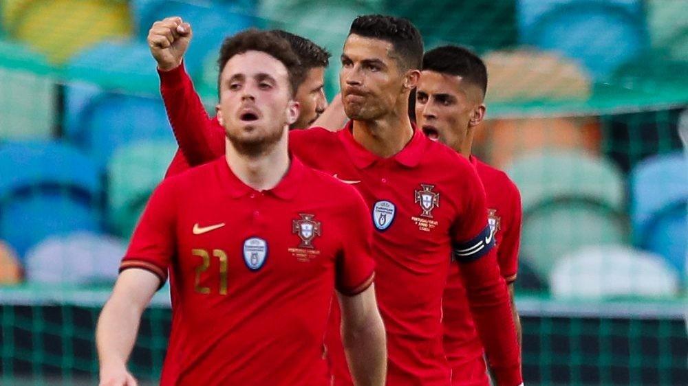 EURO 2020: Ronaldo podržan talentovanom grupom portugalskih igrača