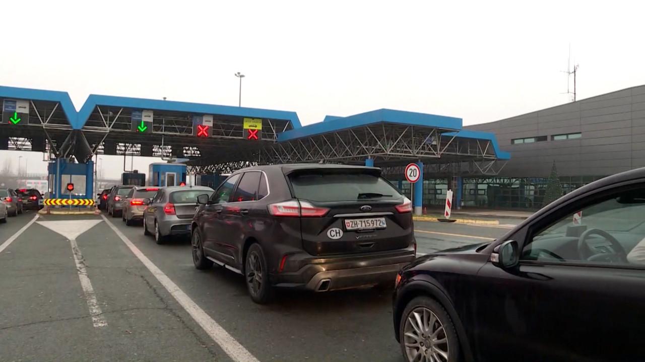 Problemi na granicama Srbije sa PCR i antigenskim testovima