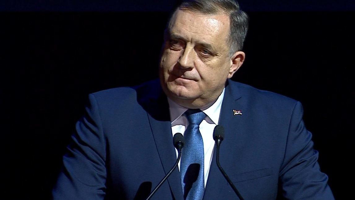 Dodik ambasadoru SAD: Bajdenova uredba o proširenju sankcija nije demokratska