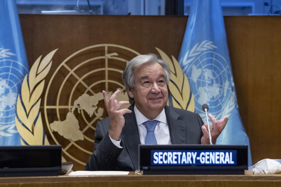 Savet bezbednosti podržao Gutereša za drugi mandat na mestu šefa UN