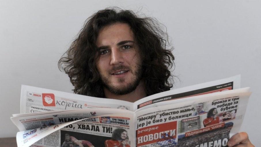 """SRBIJA ME VRATILA U ŽIVOT! Zurabi Datunašvili je za """"Novosti"""" govorio o životnom putu, karijeri, planovima, familiji..."""