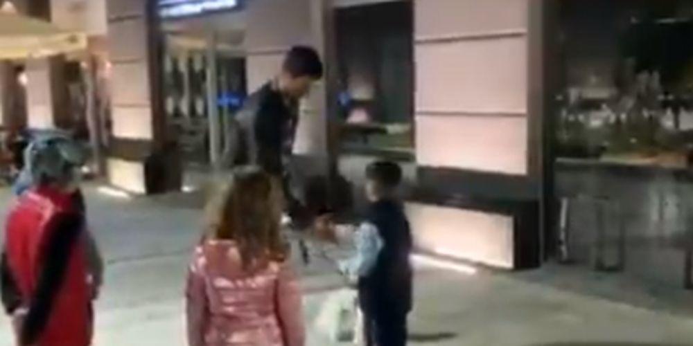 SCENA IZ BEOGRADA OBIŠLA SVET: Đokovićev potez sa ulica glavnog grada ostavio nas je bez teksta! (VIDEO)