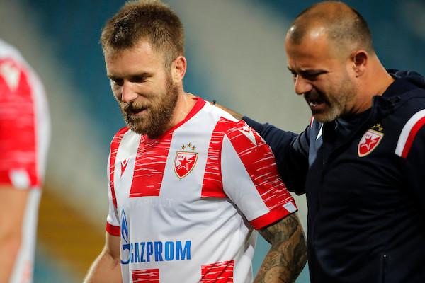 Zvezda izjednačila, Stanojević besan na sudiju! (video)