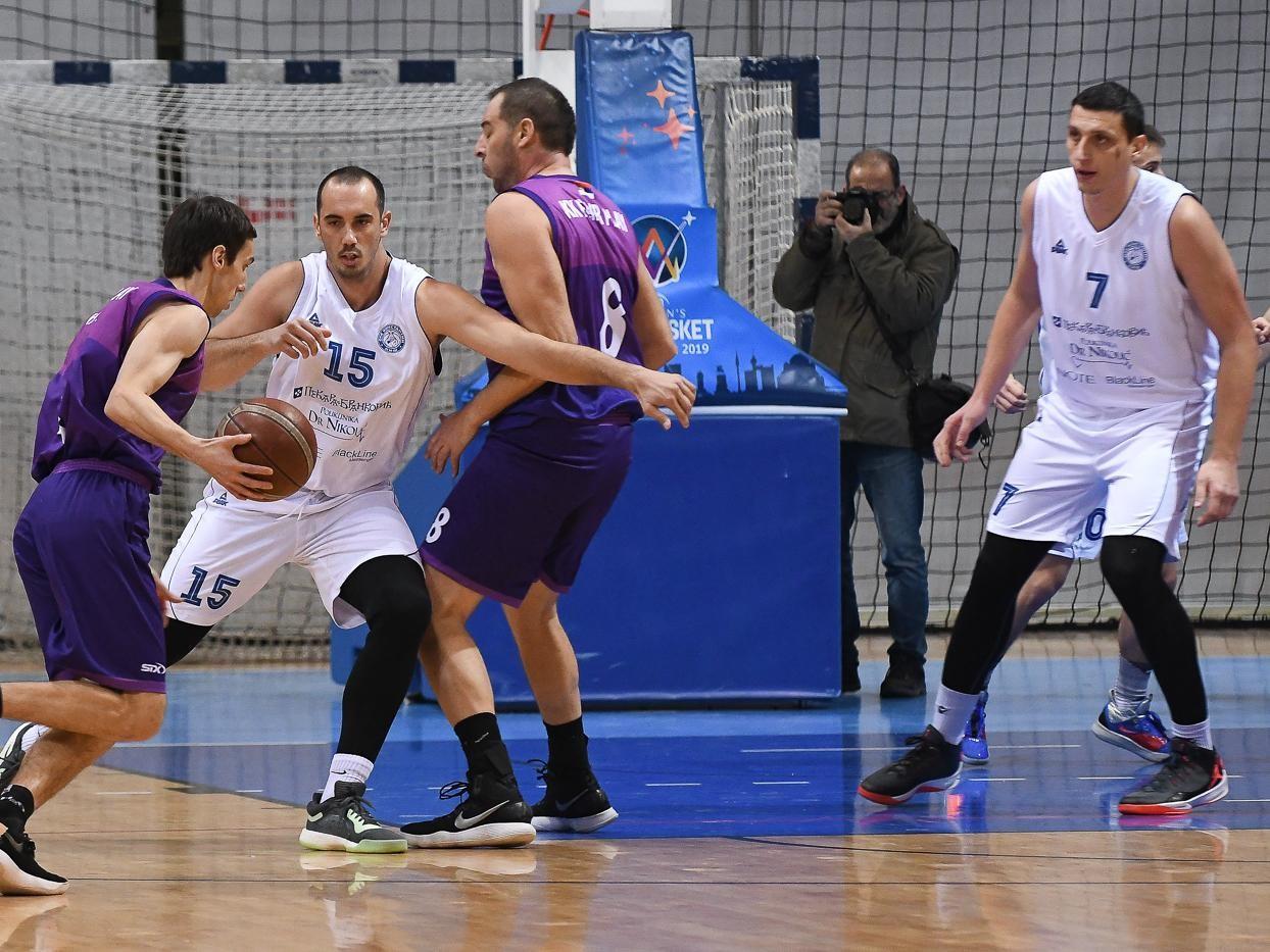 Košarkaši Konstantina slavili u gradskom derbiju i osamili se na vrhu tabele