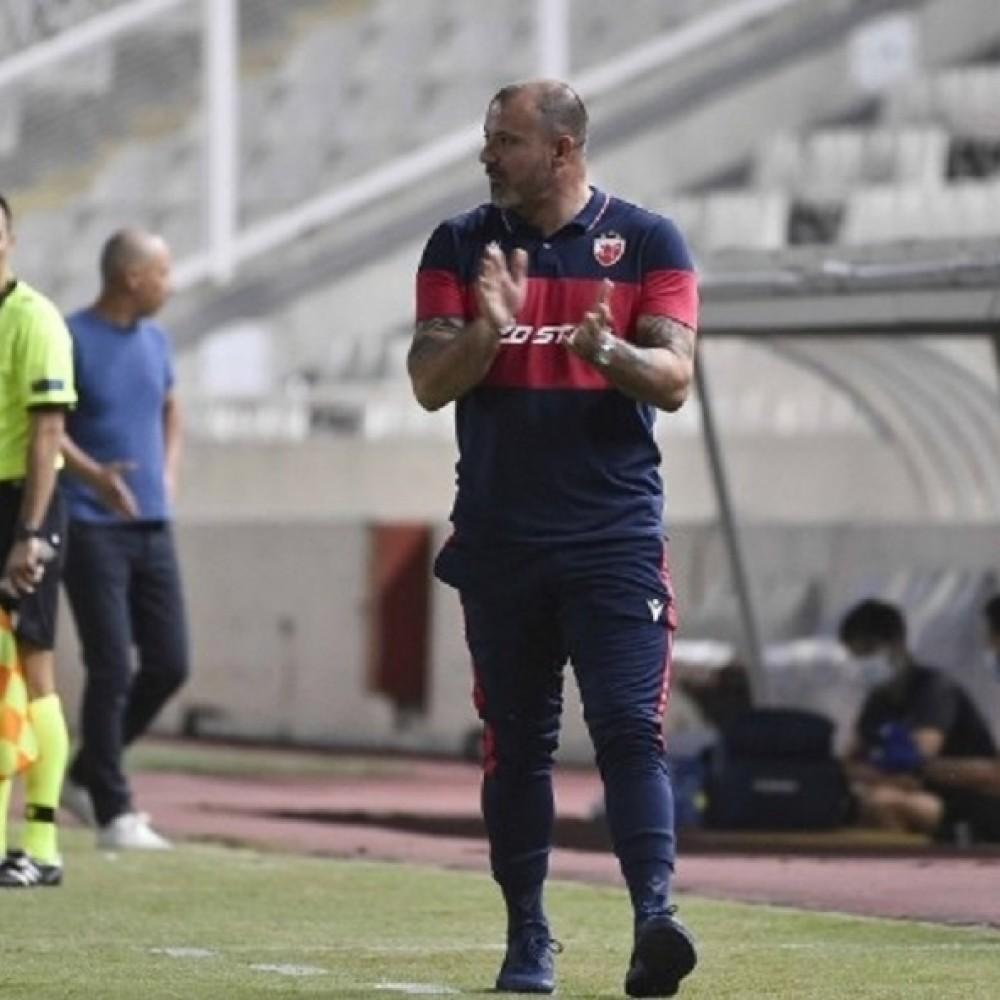 Stanković: Nismo ovo spremali, nisam zadovoljan!